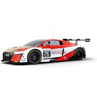 SCX Compact Audi R8 LMS GT3 TecSom