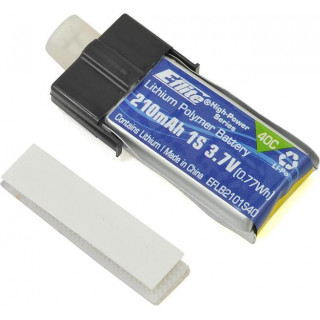 E-flite LiPol 3.7V 210mAh 40C