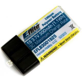 E-flite LiPol 3.7V 300mAh 25C