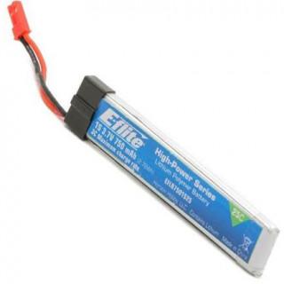 E-flite LiPol 3.7V 750mAh 25C JST