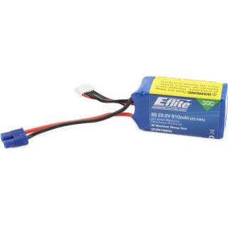 E-flite LiPol 22.2V 910mAh 30C EC3