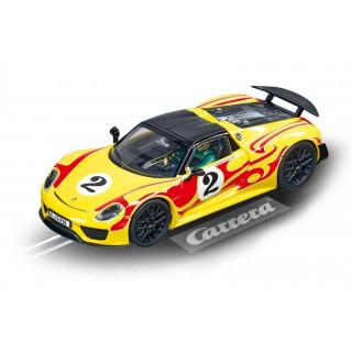 Auto Carrera D132 - 30877 Porsche 918 Spyder