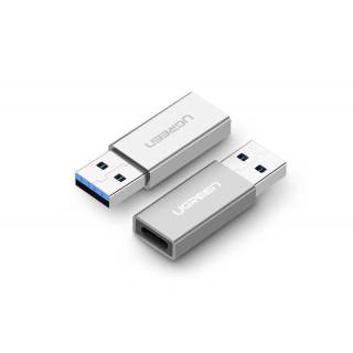 UGREEN redukce USB-A na USB-C, šedá