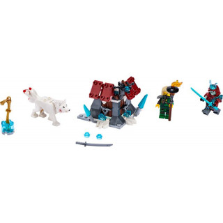 LEGO Ninjago - Lloydova cesta