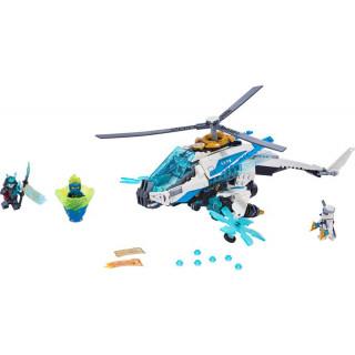 LEGO Ninjago - Nindžakoptéra