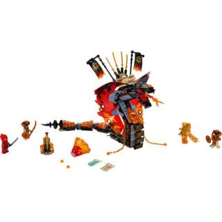 LEGO Ninjago - Ohnivý tesák