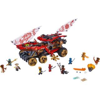 LEGO Ninjago - Pozemní Odměna osudu
