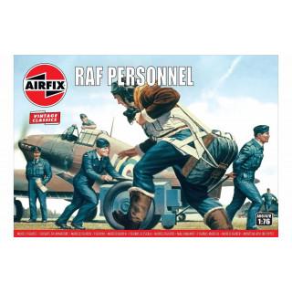 Classic Kit VINTAGE figurky A00747V - RAF Personnel (1:76)