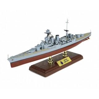Bojová loď 1/700 British Admira-class HMS Hood