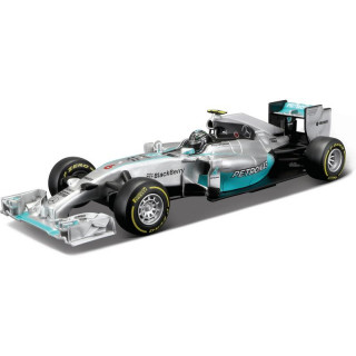 Bburago Mercedes F1 W05 hybrid 1:32 Rosberg
