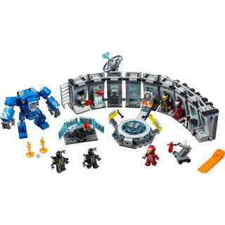 LEGO Marvel Avengers - Iron Man a jeho obleky