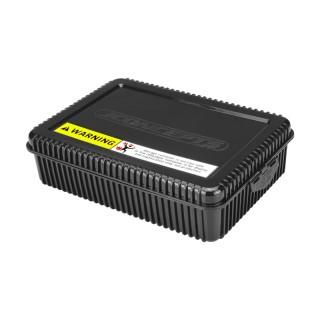 JConcepts - LiPo Shorty box s pěnovou vložkou černé