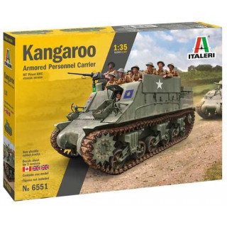 Model Kit tank 6551 - KANGAROO (1:35)