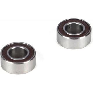 Kuličkové ložisko guma 5x10x4mm HD (2)