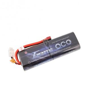 Gens ace 3500mAh 7.4V 25C 2S1P HardCase Lipo Battery v novom balení