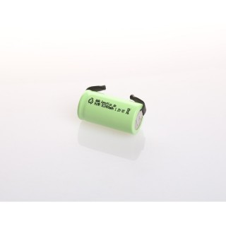 Gens plus SC 1.2V 2400mAh NiMH battery
