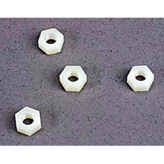 Matice nylon M4 (4)