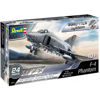 EasyClick letadlo 03651 - F-4 Phantom (1:72)