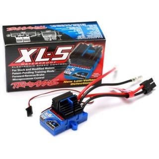 Traxxas - stejnosměrný regulátor XL-5 LVD