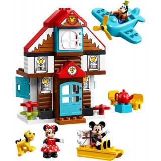 LEGO DUPLO - Mickeyho prázdninový dům