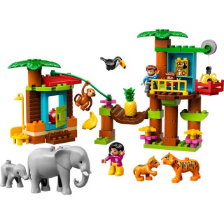 LEGO DUPLO - Tropický ostrov