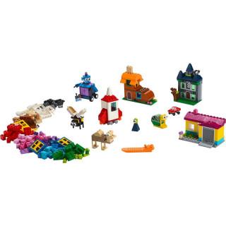 LEGO Classic - Kreativní okénka