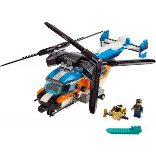 LEGO Creator - Helikoptéra se dvěma rotory