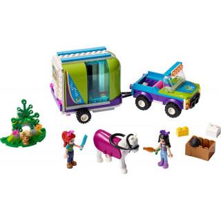LEGO Friends - Mia a přívěs pro koně