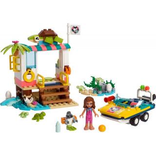 LEGO Friends - Mise na záchranu želv