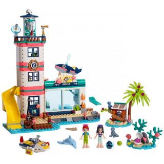 LEGO Friends - Záchranné centrum u majáku