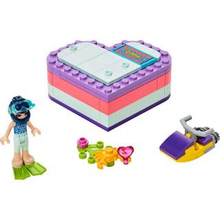 LEGO Friends - Emma a letní srdcová krabička