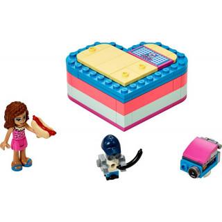 LEGO Friends - Olivia a letní srdcová krabička