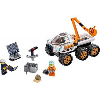 LEGO City - Testovací jízda kosmického vozítka