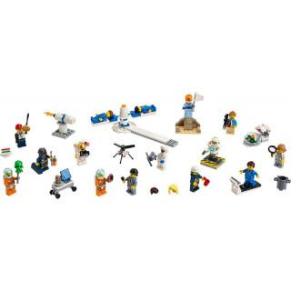 LEGO City - Sada postav – Vesmírný výzkum