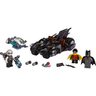 LEGO Super Heroes - Mr. Freeze vs. Batman na Batmotorce