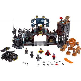 LEGO Super Heroes - Clayface útočí na Batmanovu jeskyni