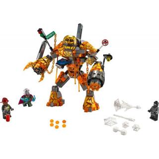 LEGO Super Heroes - Boj s Molten Manem