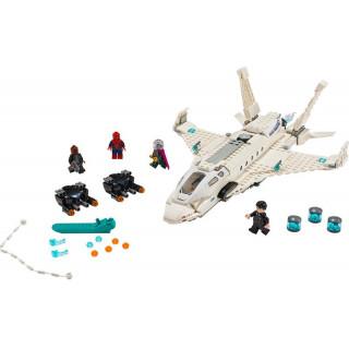 LEGO Super Heroes - Tryskáč Tonyho Starka a útok dronu