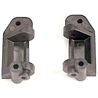 Traxxas - závěs těhlice plast 30° šedé (L+P)