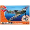 Zacvakávací model letadla