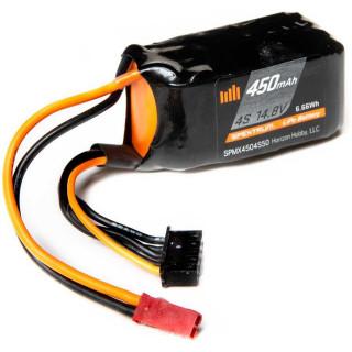 Spektrum Smart LiPo 14.8V 450mAh 50C JST