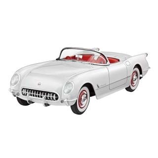 Plastic ModelKit auto 07067 - ''53 Corvette Roadster (1:24)