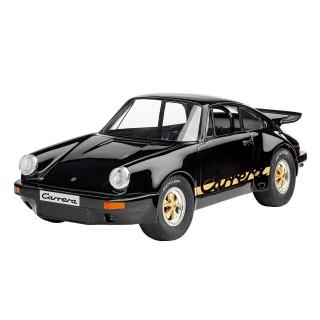 Plastic ModelKit auto 07058 - Porsche Carrera RS 3.0 (black) (1:24)