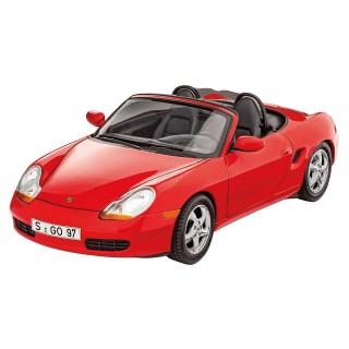 Plastic ModelKit auto 07690 - Porsche Boxter (1:24)