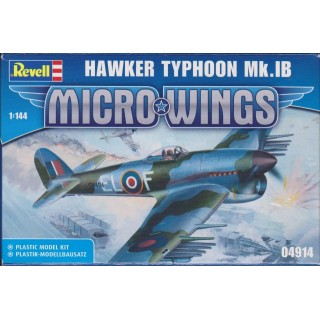 Micro Wings 04914 - Hawker Typhoon Mk. 1B (1:144)