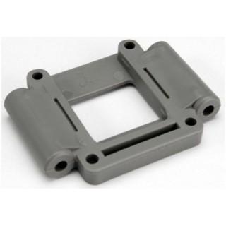4-Tec - držák dolní nápravy 3° šedý