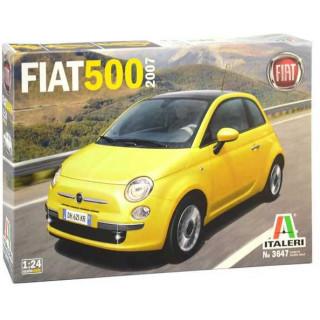 Model Kit auto 3647 - Fiat 500 (2007) (1:24)