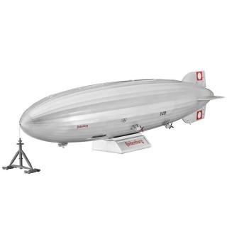 """Plastic ModelKit vzducholoď 04802 - Luftschiff LZ129 """"Hindenburg"""" (1:720)"""