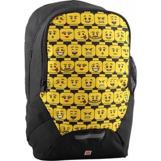 LEGO školní batoh - Minifigures Heads