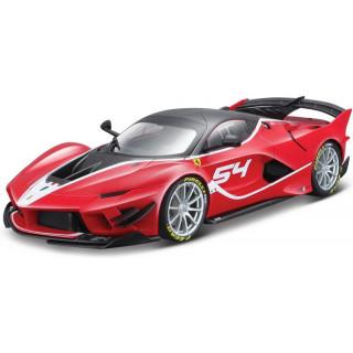 Bburago Signature Ferrari FXX-K EVO 1:18 červená